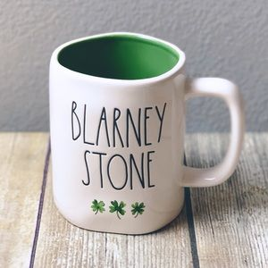 RAE DUNN mug { BLARNEY STONE }
